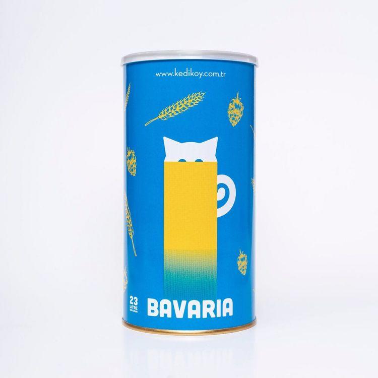 Bavaria Buğday Şerbetçi Otlu Malt Özü