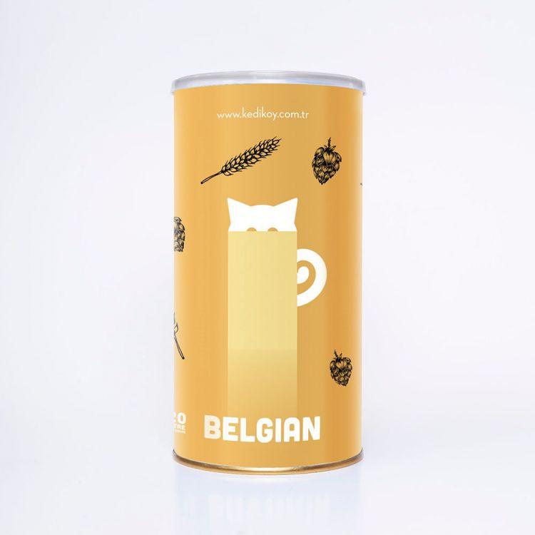 Belgian Ale Şerbetçi Otlu Malt Özü