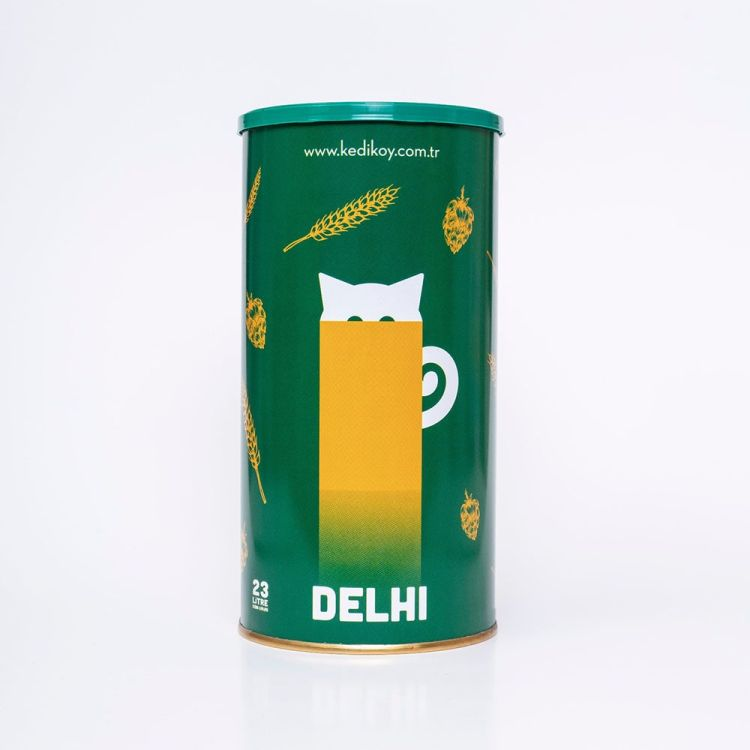 Delhi IPA Şerbetçi Otlu Malt Özü
