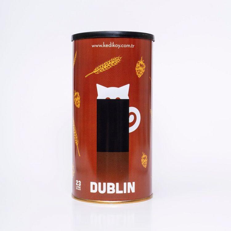 Dublin Stout Şerbetçi Otlu Malt Özü