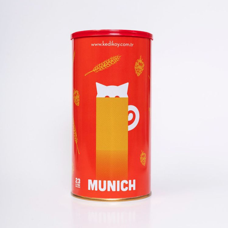 Munich Export Pilsner Şerbetçi Otlu Malt Özü